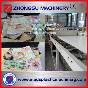 PVC Imination Marble Foamed Board Production Line pictures & photos
