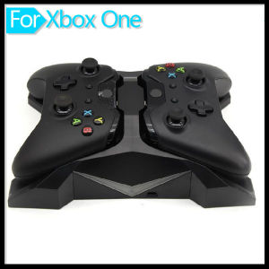 Double Docking Station Charger for xBox One Game Controller Pad pictures & photos