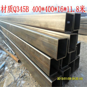 Q345b Square Steel Pipe as Large Diameter pictures & photos