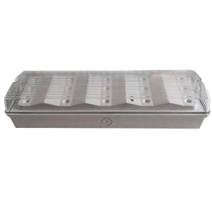 IP65 Waterproof Battery Powered Rechargeable LED Emergency Light (EL015EN)
