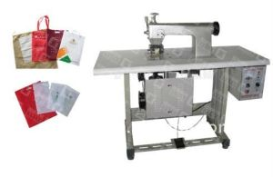 The Popular Best Ultrasonic Non-Woven Bag Making Machine pictures & photos