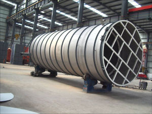 Copper Tube Heat Exchanger Air Conditioner