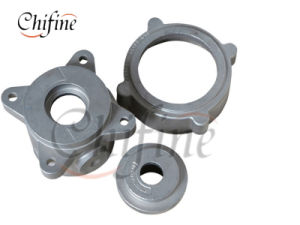 OEM Steel Casting Pipe Fitting Part pictures & photos