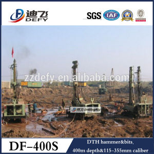 Fast Speed Water Drilling Machine Prices, Percussion Drilling Rig for Sale pictures & photos