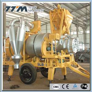 8t/H Mobile Asphalt Plant for Road Construction pictures & photos