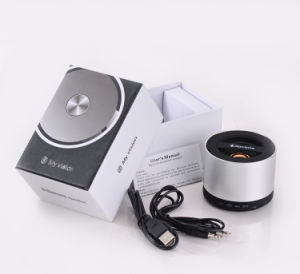 OEM Manufacturer Supply My Vision Mini Wireless Bluetooth Speaker (BS-09) pictures & photos