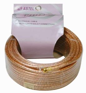 Coaxial Cable (quality cable) a-9009