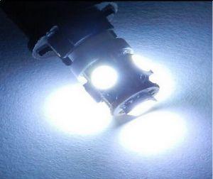 12V White 5050 SMD T10 LED Car Light pictures & photos