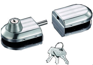 Glass Door Lock (108C) pictures & photos