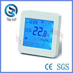 HVAC 2-Pipe Touch Screen Fan Coil Room Thermostat (MP-07)