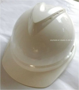 V Guard Safety Helmet /Hard Hat Workshop Construsction Used pictures & photos