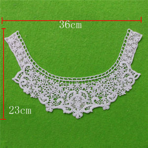 Embroidery Garment Accessories Cotton Collar (cn59) pictures & photos