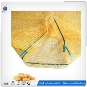 Packing Potato Vegetables Raschel Net Bag pictures & photos