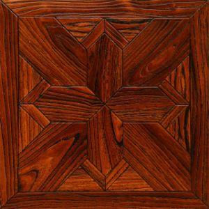 12.3mm AC4 Art Parquet Laminate Flooring pictures & photos
