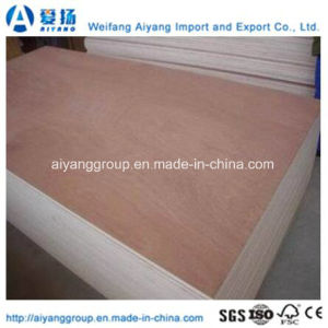 Furniture E1 E2 Grade Poplar Birch Pine Mahogany Okoume Plywood pictures & photos
