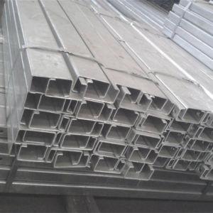 Galvanized Steel Beam C Post Guardrail Dimensions pictures & photos