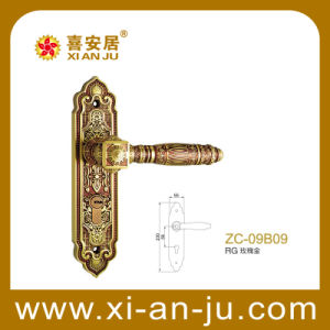 High Quality Hardware Handle Door Lock (ZC-09B09) China Supplier