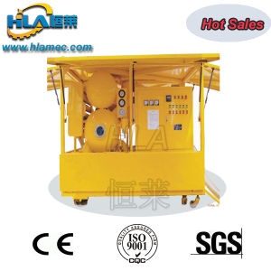 Environmental Washable Field Work Type Automatic Transformer Oil Purifier pictures & photos