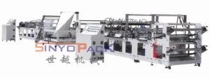 Air Cushion Column Bag Making Machine Production Line (SY-1200) pictures & photos