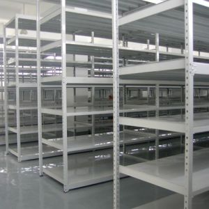Workshop Adjustable Steel Shelving/Medium Duty Racks with Steel Plates pictures & photos