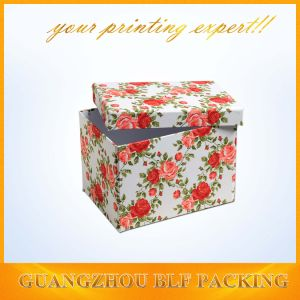 Cmyk Luxury Paper Cardboard Gift Packaging Box pictures & photos