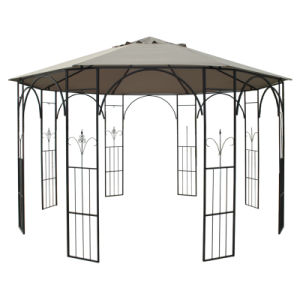 Steel Gazebo for Garden (G1062) pictures & photos