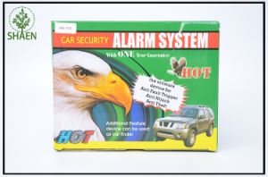 One-Way Car Alarm with Remote Start Car Finding & Anti-Hijacking pictures & photos