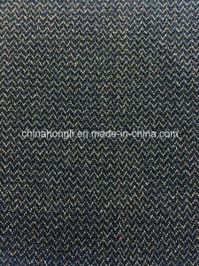 High Quality Nylon Lurex Single Jersey Knitting Fabric for Lady Garment pictures & photos