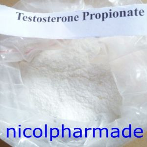 99.12% Testosterone Propionate Steroid Powder pictures & photos
