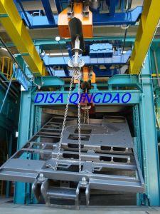 Double-Hook Conveyor Shot Blasting Machine
