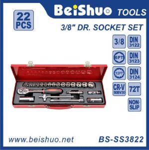 22PC 3/8′′ Dr. Socket Set pictures & photos