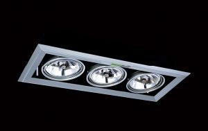 Built-in Grid Spot Lamp Series