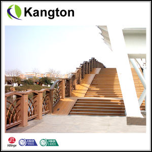 Fire-Resistant Water Proof and Environmental Protection Decking pictures & photos