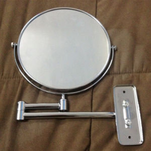 Hotel Guestroom Mirror Magnifying Cosmetic Mirror Factory Hsy1208 pictures & photos
