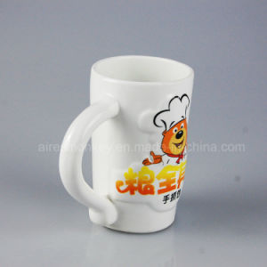 Customized Photo Coffee Cup Ceramic Mug with Logo pictures & photos