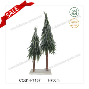 H70cm Wholesale Stock Handmade Craft Christmas Ornaments Christmas Tree pictures & photos