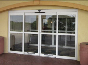 Hot Sale Automatic Sliding Doors with Low Price (DS100) pictures & photos