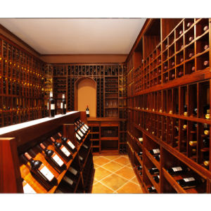 2015 Welbom Solid Wood Wine Cellar Design pictures & photos