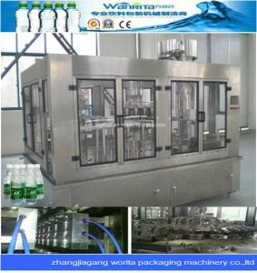Bottled Water Plant (5000bph) (WD24-24-8) pictures & photos