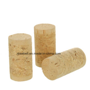 Natural Corks, Cork Stopper for Glass Bottles (cork stopper) pictures & photos