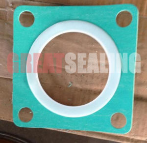 PTFE Teflon Envelope Gasket for Flange and Valve pictures & photos