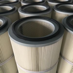 Dust Collection Washable Air Filter Cartridge Polyester Media pictures & photos