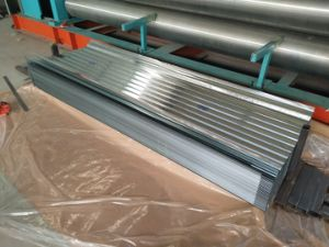 Corrugated Galvalume Steel Roof Tiles pictures & photos