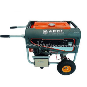 Strong Power Gasoline Generator with Wheels&Handles, CE&Soncap pictures & photos