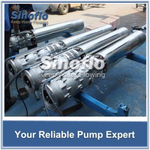 Agricultural Submersible Stainless Steel Irrigation Deep Well Pump pictures & photos