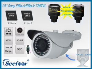 Security IR Bullet Camera with 960h CCD (SE137C90)