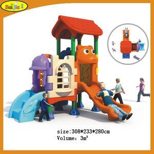 Lastest Children Outdoor Plastic Playground Equipment