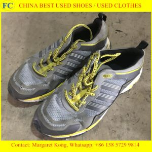 Used Shoes Wholesale Europe Used Shoes pictures & photos