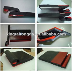 High Tensile Strength Rubber Seal Parts Rubber Skirt Board pictures & photos