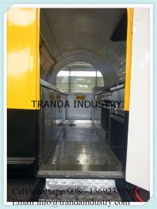 Factory Directly Utility Ice Cream Van pictures & photos